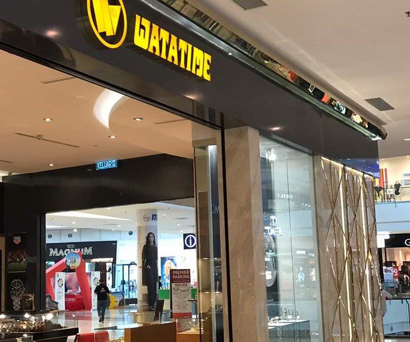 Case Studies: Watatime IOI City Mall Using Bensonite Solid Surface