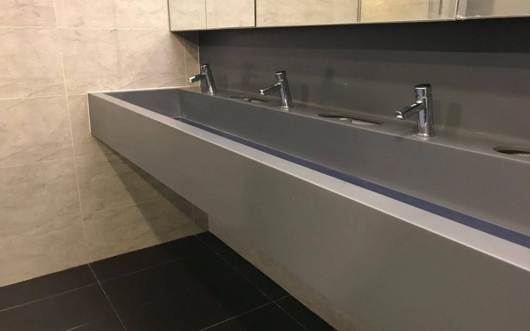 Office Tower Vanity Tops